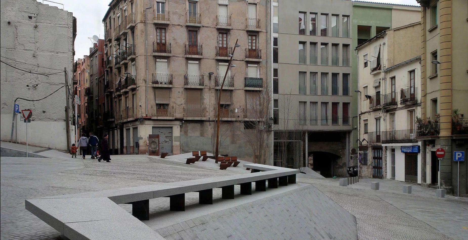krzesła miejskie