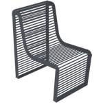 Krzesło Polla z oparciem