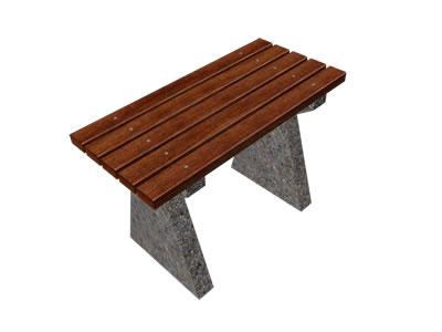 Stół Zdroje betonowy