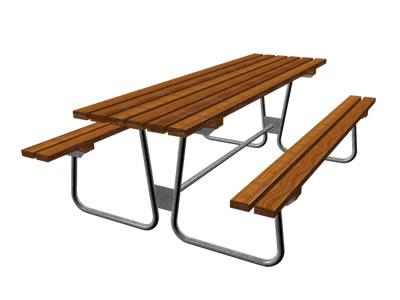 Stół piknikowy Palmer